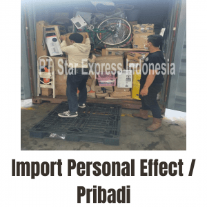 Import Personal Effect
