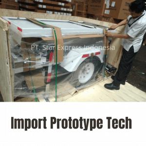 Import Mesin dari luar negeri