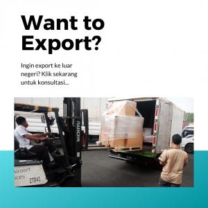 Jasa Export Barang