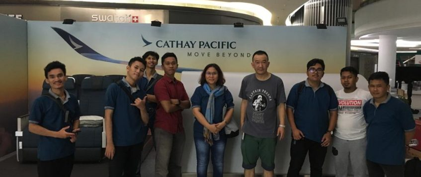 Cathay Project 1