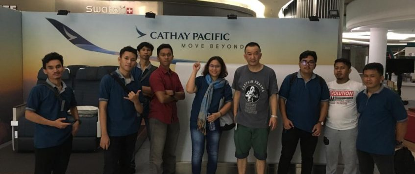 Cathay Project 2