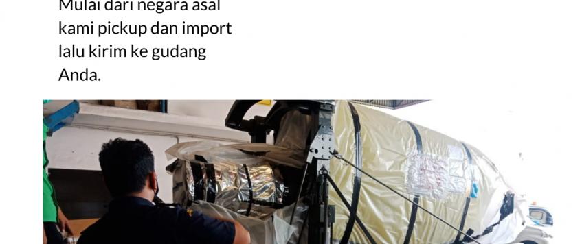 jasa impor barang
